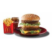 Mega Mac® Menü